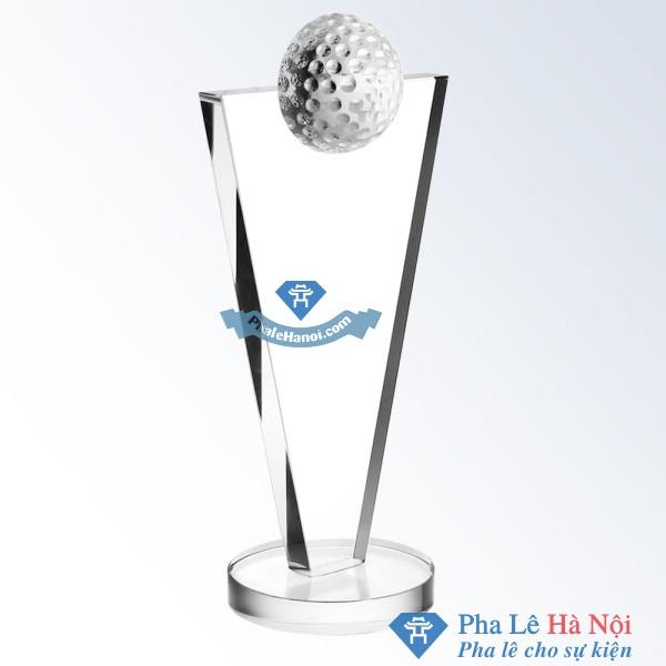 Hình ảnh Cup golf pha lê 83