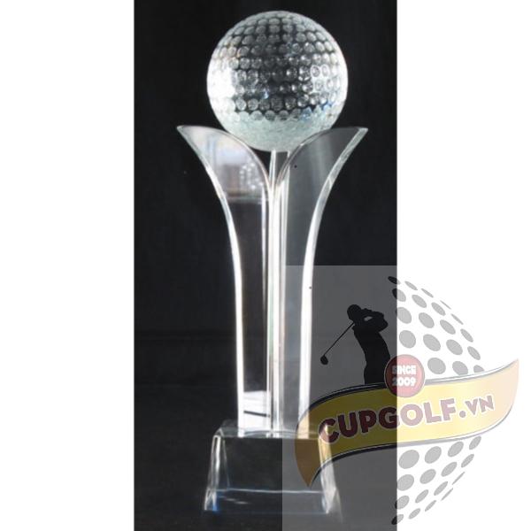 Cup golf pha lê 74