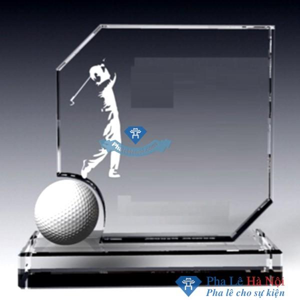 Hình ảnh Cup golf pha lê 92