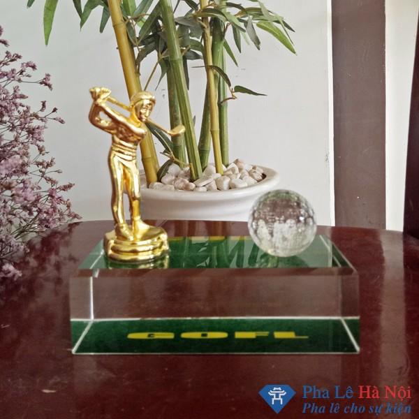 Hình ảnh Cup golf pha lê 54