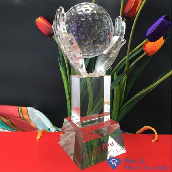 Hình ảnh Cup golf pha lê 106