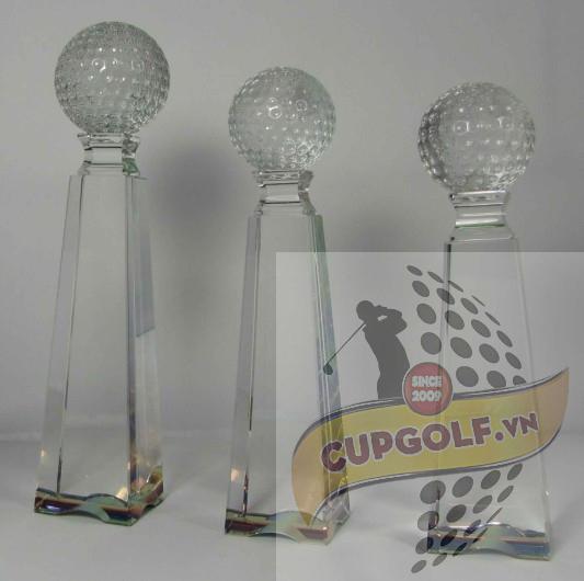 Bộ Cup golf pha lê 79