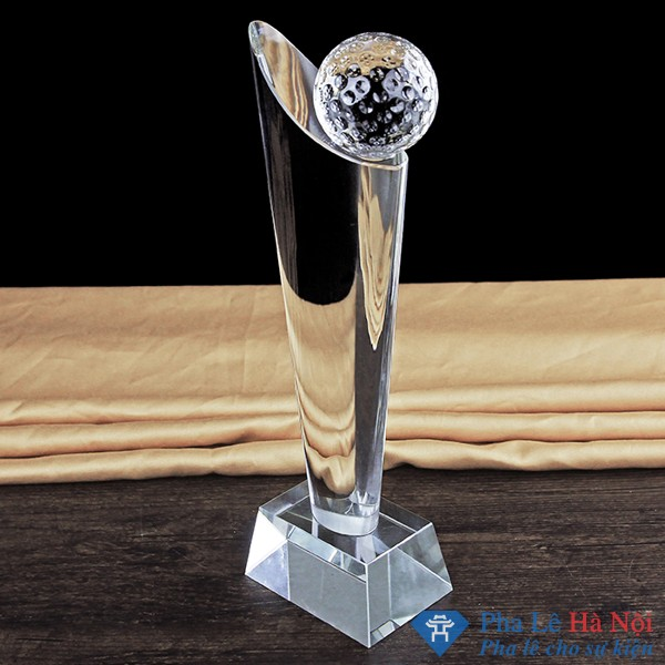 Hình ảnh Cup golf pha lê 55