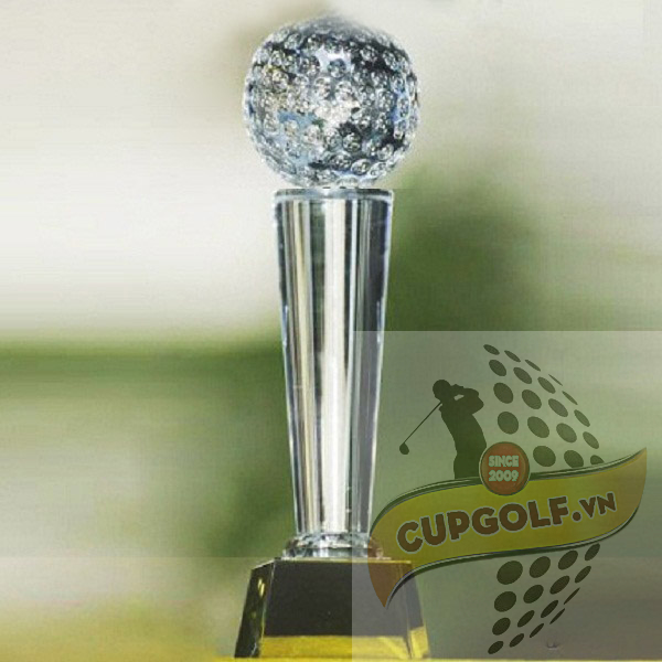 Cup golf pha lê 109