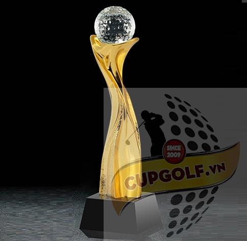 Cup golf pha lê 94