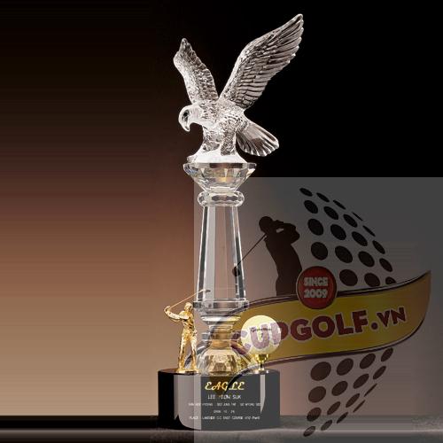 Cup golf pha lê 96
