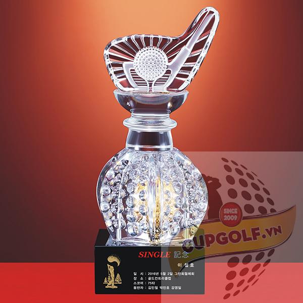Cup golf pha lê 99
