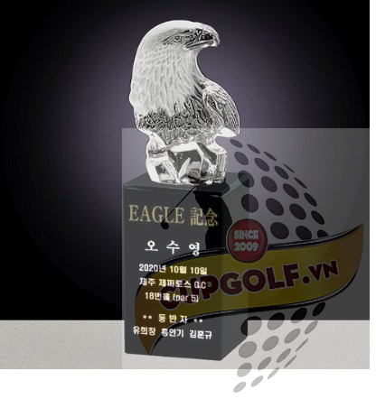 Cup golf pha lê 147